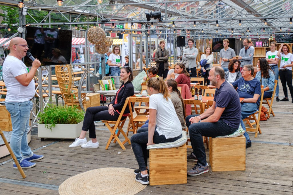 Vacature eventmanager